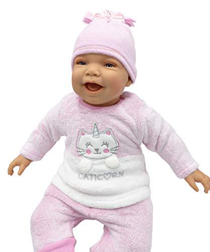 Doro Dolls Puppe Spielpuppe Babypuppe Ronja, 53 cm