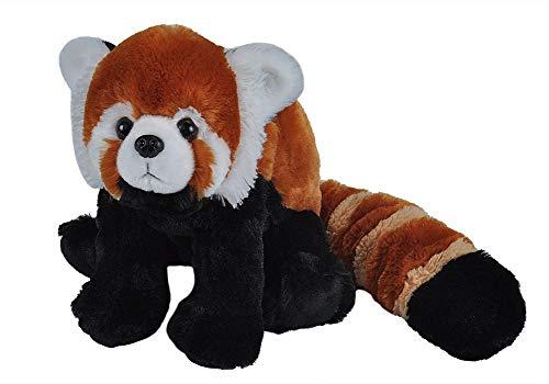 Wild Republic Plüsch Kleiner Panda, Cuddlekins Kuscheltier, Plüschtier, 30cm