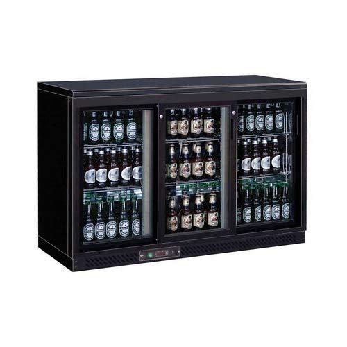 Vetrina refrigerata banco frigor banco bar cm 135x53x92 RS2376