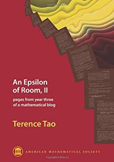 An Epsilon of Room, II: pages from year three of a mathematical blog
