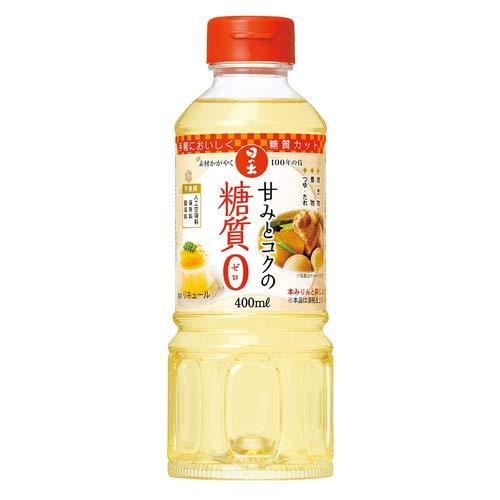 キング醸造 日の出 甘みとコクの糖質ゼロ 400ml
