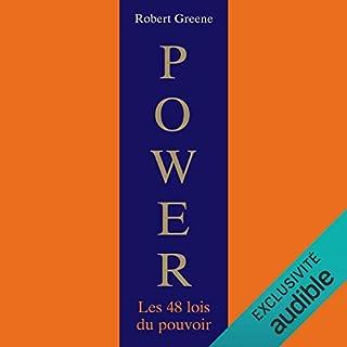 Couverture de Power. Les 48 lois du pouvoir