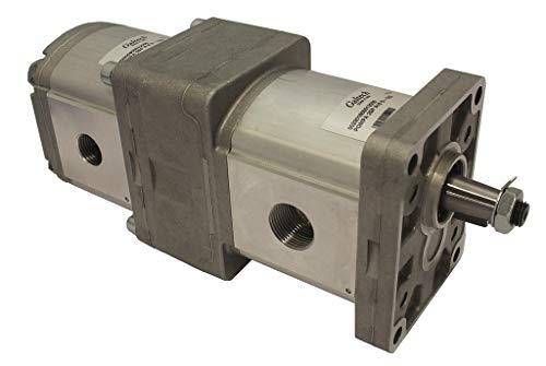 Galtech Hydraulische Tandem-Pumpe, Gruppe 2 bis Gruppe 2-22,5 CC bis 16,5 CC