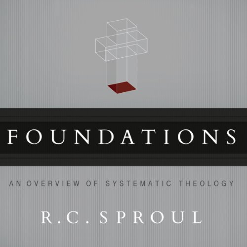 Foundations audiobook cover art