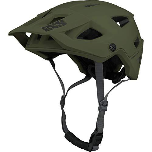 IXS Trigger AM MIPS Helm MTB E-Bike Cycle Erwachsene Unisex Oliv, Medium
