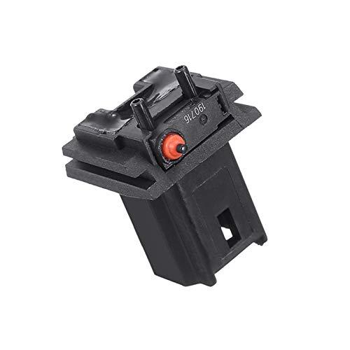 Lanrui Interruptor Micro De Bota De Bota Negro 6554v5 para Citroen C3 C4 C3 para Peugeot 307 308 407