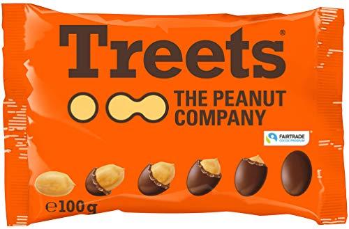TREETS Peanut, 100 gramm