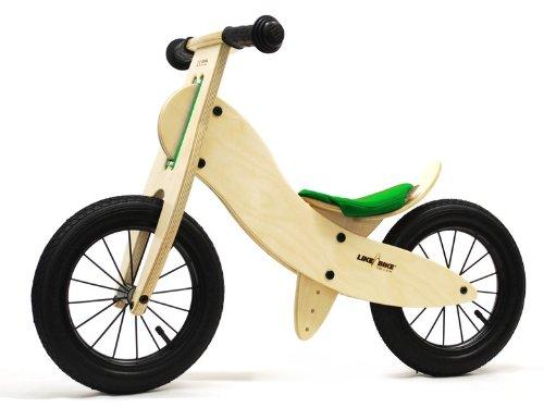 Kokua LIKEaBIKE Spoky Mini Like a Bike maigrün Speichen schwarz