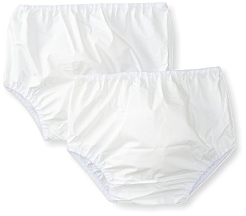 Gerber Baby 2-Pack Waterproof Pant, white, 2T