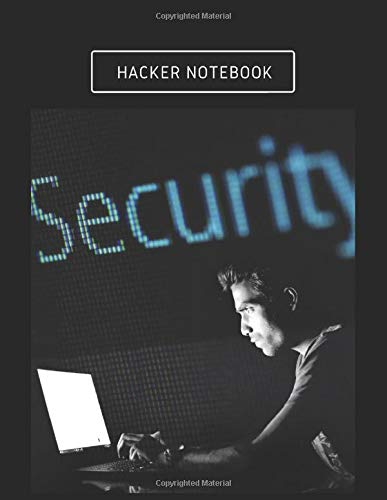 Hacker Notebook: A 120 Pages Premium College Lined Notebook for Work, School or Writing - Great Journal For Women, Men or Kids - Elegant Notebook for Writing Random Thoughts.