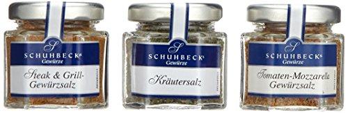 Schuhbecks Basics Salze, 1er Pack (1 x 90 g)