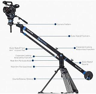SIZOO - Photo Studio Accessories - Benro MoveUp15 Travel Video Jib crane Professional Auminium Portable Pro DSLR Video Cam...