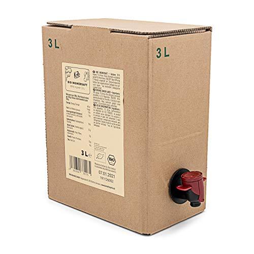 KoRo - Bio reiner Ingwersaft Bag-in-Box 3 L