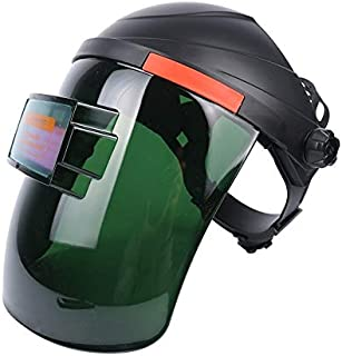 Fully Automatic Dimming Flip Welding Helmet Anti-Ultraviolet Argon Arc Welding Glasses High Quality