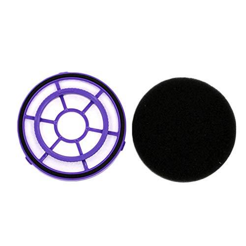 DONGYAO 2 piezas de filtro HEPA para aspiradora PUPPYOO WP526 colector de polvo, accesorios de repuesto para PUPPYOO para aspiradora