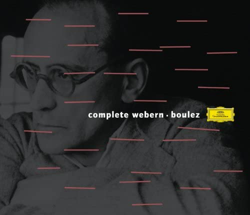 Berliner Philharmoniker, Ensemble InterContemporain, Pierre Boulez, Anton Webern, Franz Schubert & Johann Sebastian Bach