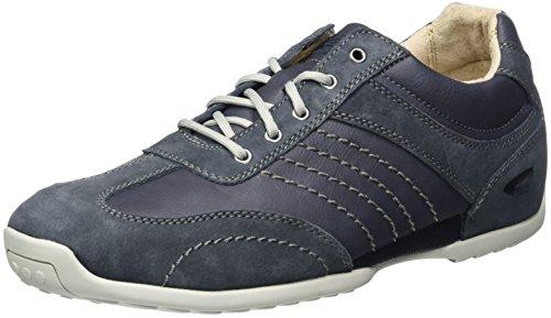 camel active Herren Space 12 Sneaker, Blau (Jeans/Navy 33), 40.5 EU