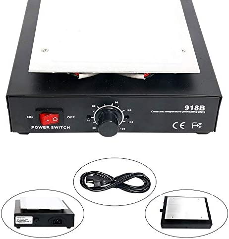 Mini LCD Touch Screen Repair Separator Machine Heating Plate Compatible for iPhone Samsung HTC product image