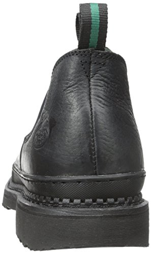 Georgia Men's GR270 Giant Romeo Work Shoe-M Steel Toe Boot, Black, 10 M US