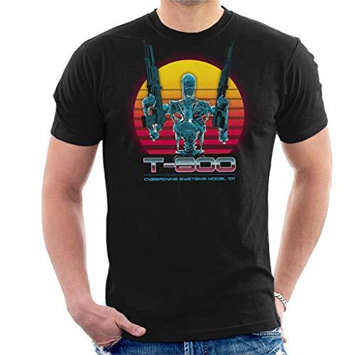 T-800 Syberdyne Systems Model 101 Sunset T-shirt
