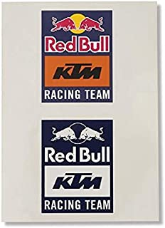 ktm red bull stickers