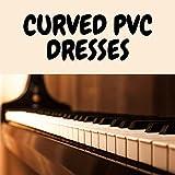 Curved Pvc Dresses