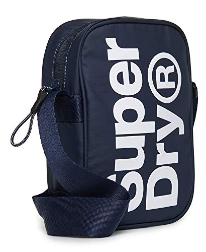 Superdry Citybag SIDE BAG Navy, Size:ONE SIZE