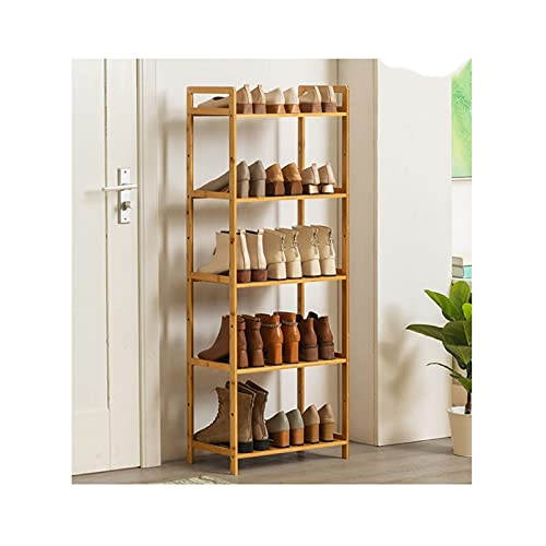 HYAN Zapatero 3/4/5 Niveles Zapato de Zapatos Saving Guardar Libre de Zapatos Almacenamiento Organizador Muebles de gabinete para Pasillo de Entrada Caja de Zapatos