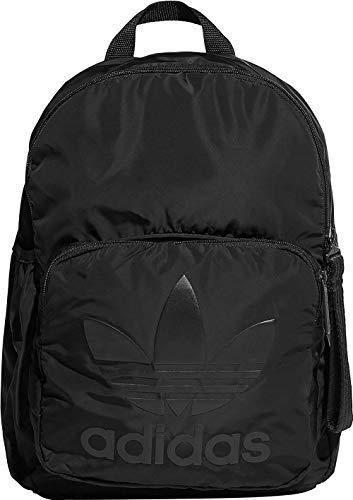 adidas Classic, Mochila para Mujer, Negro (Black) 14.5x26x36.5 centimeters (W x H x L)