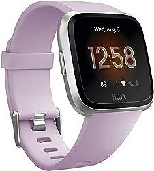 Fitbit Versa Lite Edition Smart Watch (Lilac),Fitbit,FB415SRLV
