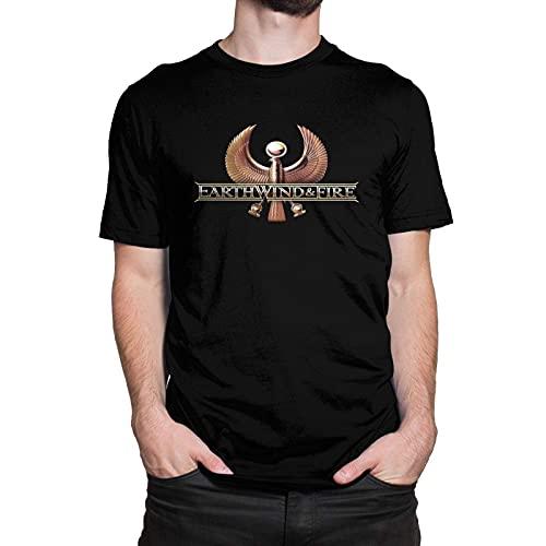 Camiseta para Hombre Adolescente, Cuello Redondo, Camisetas de Manga Corta, Camisetas Personalizadas Retro, Ropa