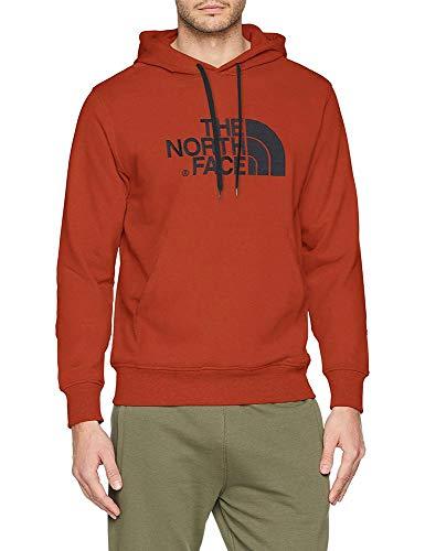 North Face A0TE Sudadera, Hombre, Rojo (Bossa Nova Red), S