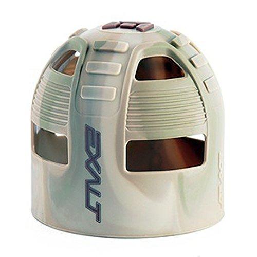 Exalt Paintball Carbon Fiber Tank Grip Cover All Sizes - Camo