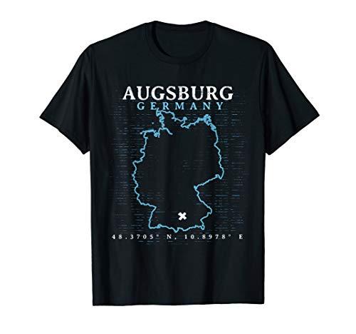 Germany Augsburg T-Shirt