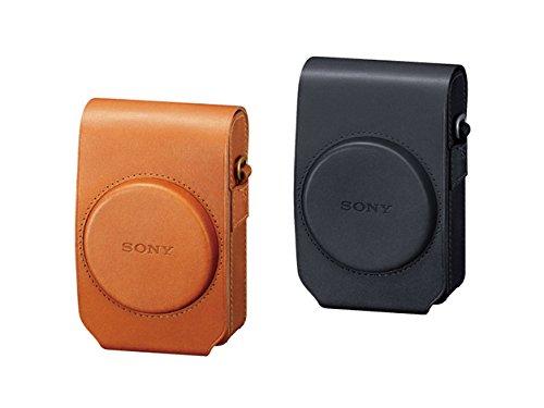 Sony LCSRXGT.SYH Kameratasche für RX100I-IV/HX90/WX500 braun