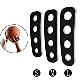 CRT Basketball Shooting Trainer Aid Basketball Training Equipment Aids for Kids, Youth and Adult, Pack of 3, SML