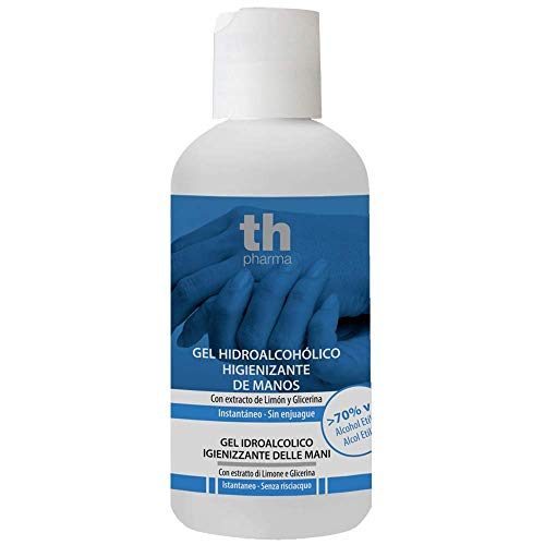 Gel Hidroalcohólico Higienizante de Manos 100 ml
