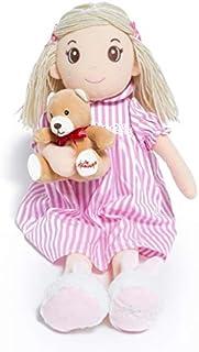 Hamleys Bedtime Bella Rag Doll with Bear