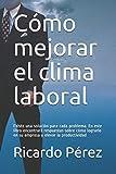 Cómo mejorar el clima laboral: Existe una solución para cada problema. En este libro encontrará respuestas sobre cómo lograrlo en su empresa y elevar la productividad