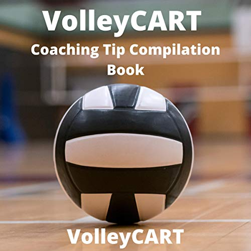 Volleycart Coaching Tip Compilation Book cover art