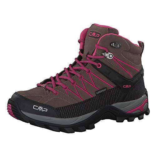 Zapatos de High Rise Senderismo Mujer CMP Rigel