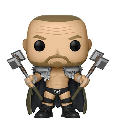 Funko Pop! WWE - Triple H Skull King Collectible Figure, Multicolor