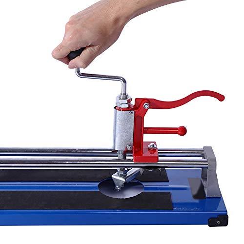 Cortador de azulejos, cortador manual de azulejos, cortador manual de azulejos portátil de 600 mm, cortadora de piso de porcelana y cerámica