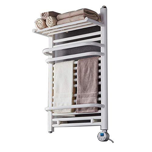 Cuarto de baño Toalla eléctrico Estante Tendedero 400w Inteligente de Temperatura Constante de Ahorro de energía en Rack 650 * 450mm