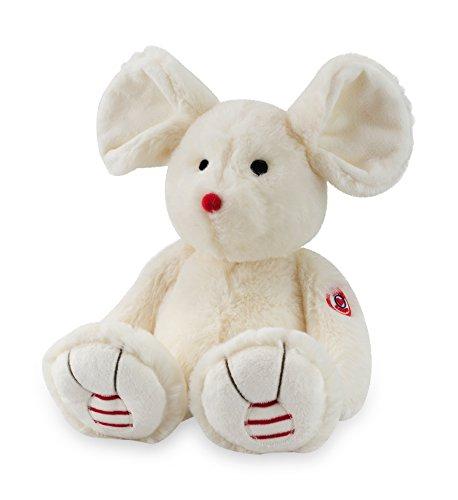 Kaloo K963529 - Rouge Kaloo Plüsch Maus, weiß, 31 cm