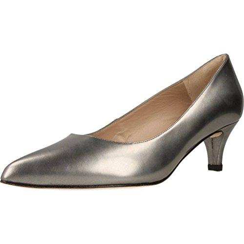 Argenta Zapatos Tacon 52397 Mujer Plateado 37 EU