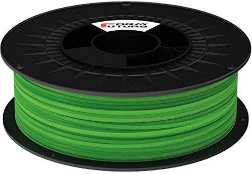 Formfutura 2.85mm Premium PLA - Atomic Green - 3D Printer Filament