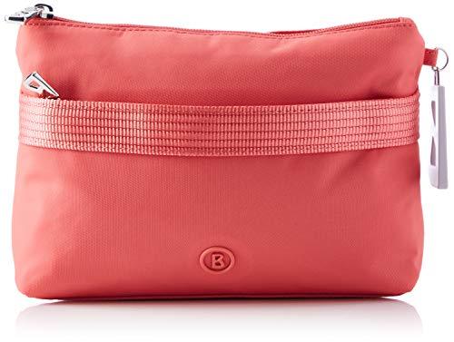 Bogner Damen leni wash bag, Coral, 21x15x6