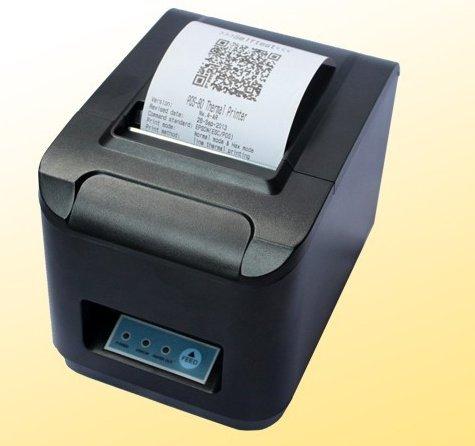 Gowe 80mm imprimante thermique de tickets directe sans fil, WiFi imprimante de tickets, du point de vente Bluetooth imprimante