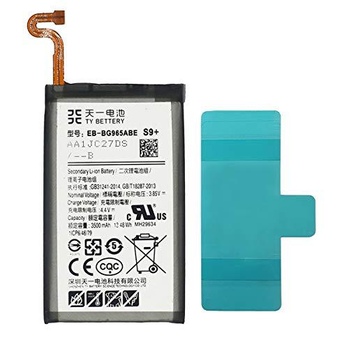 [TY BETTERY] Bateria Compatible con EB-BG965ABE Samsung Galaxy S9 Plus